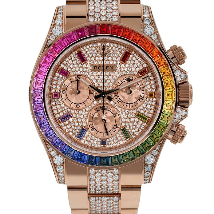Which brand watch is the most expensive?