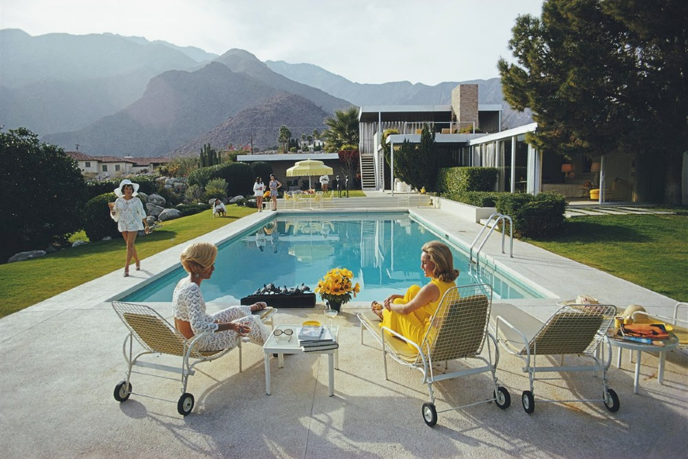 How to visit Kaufmann house in Palm Springs?