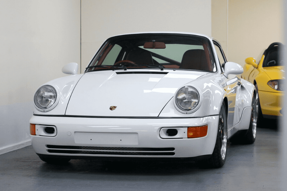 The 5 most expensive classic Porsche 911 cars