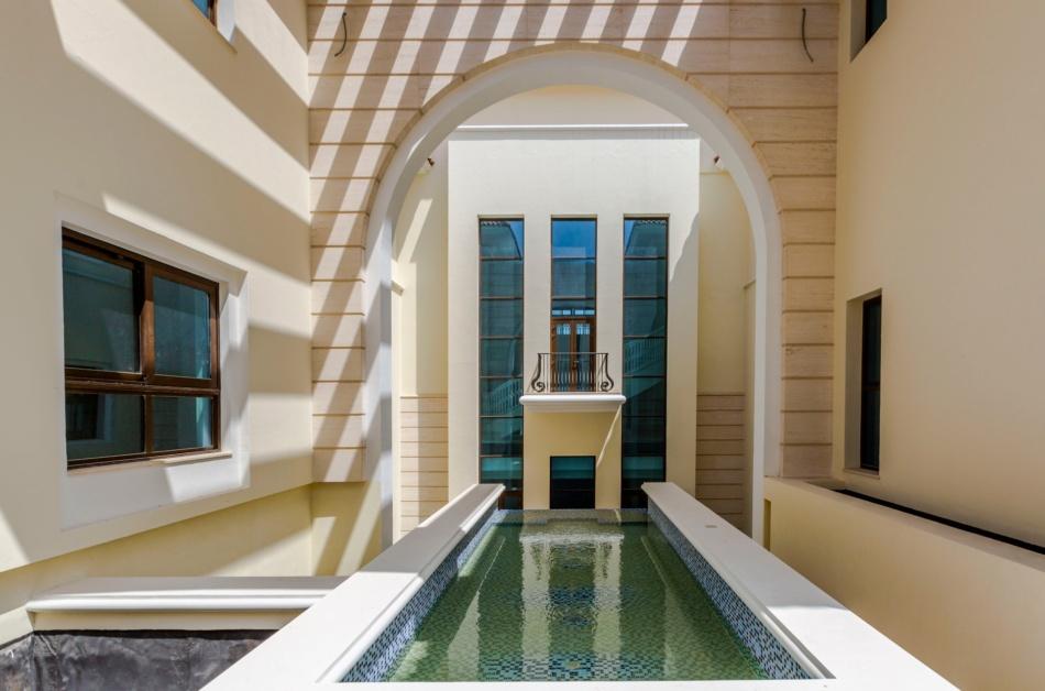 Tour the biggest mansion in Dubai's new hot spot, Mohammed bin Rashid City