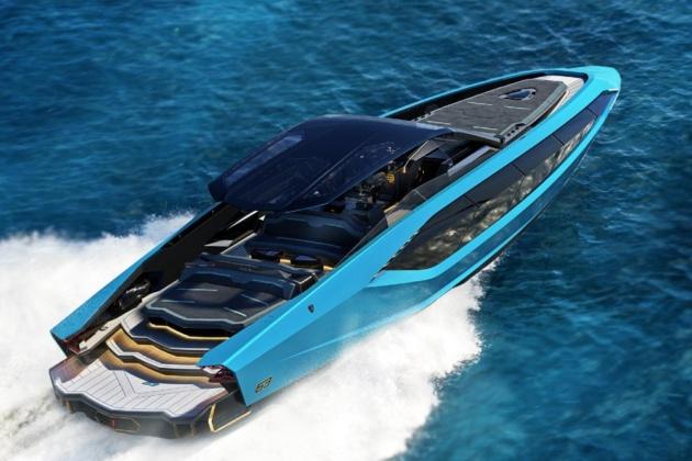 Lamborghini Boat for sale: top speed, price, cost, interior