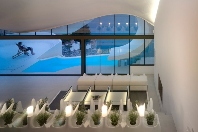 Flying futuristic mansions: do they exist?