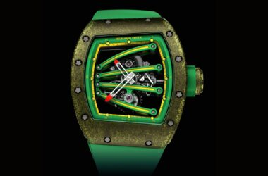 The most expensive Richard Mille: from McLaren-inspired watch to the $7-million tourbillon