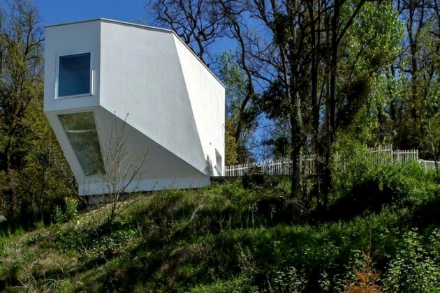 The 5 most amazing futuristic mansions and house design ideas