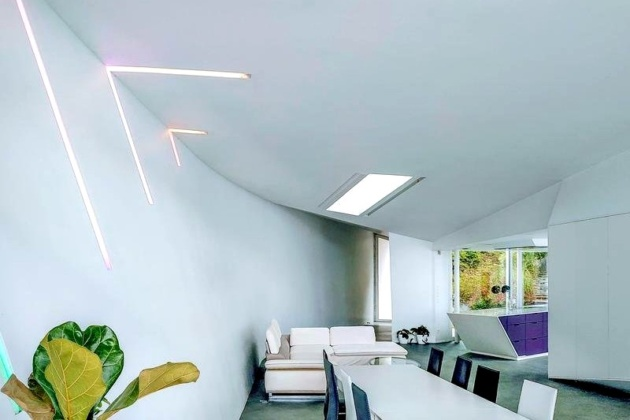 Star House or Starburst? Mansions of the future, on sale now