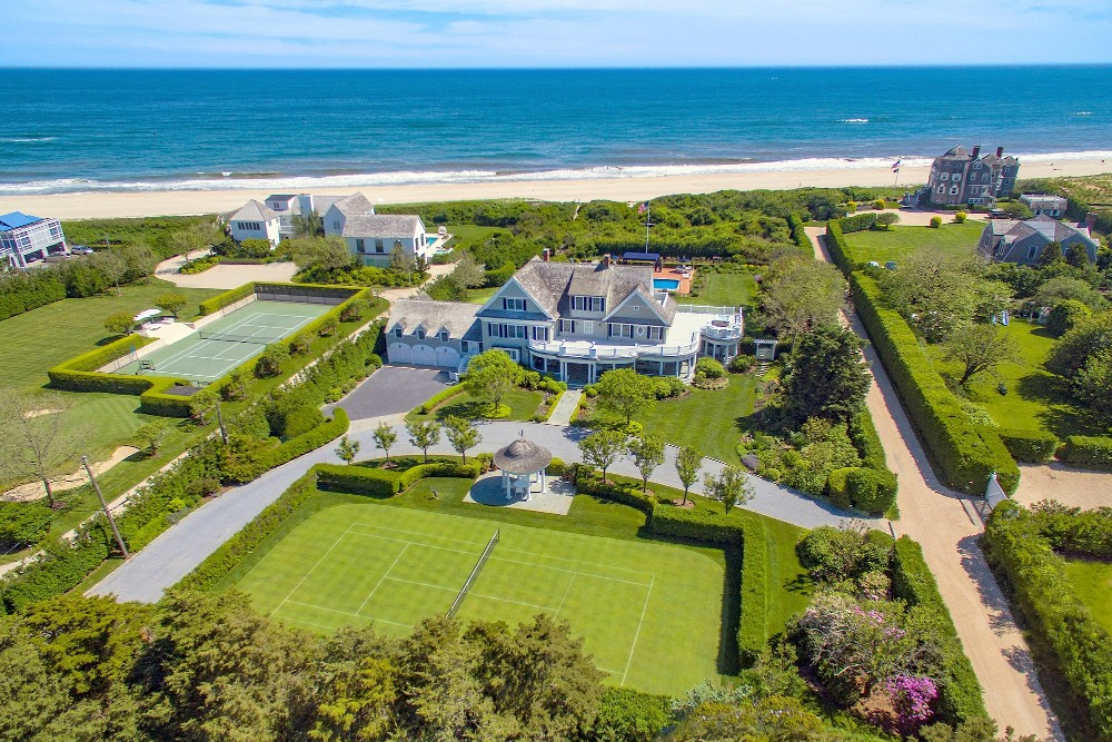 How much is the most expensive house in The Hamptons?