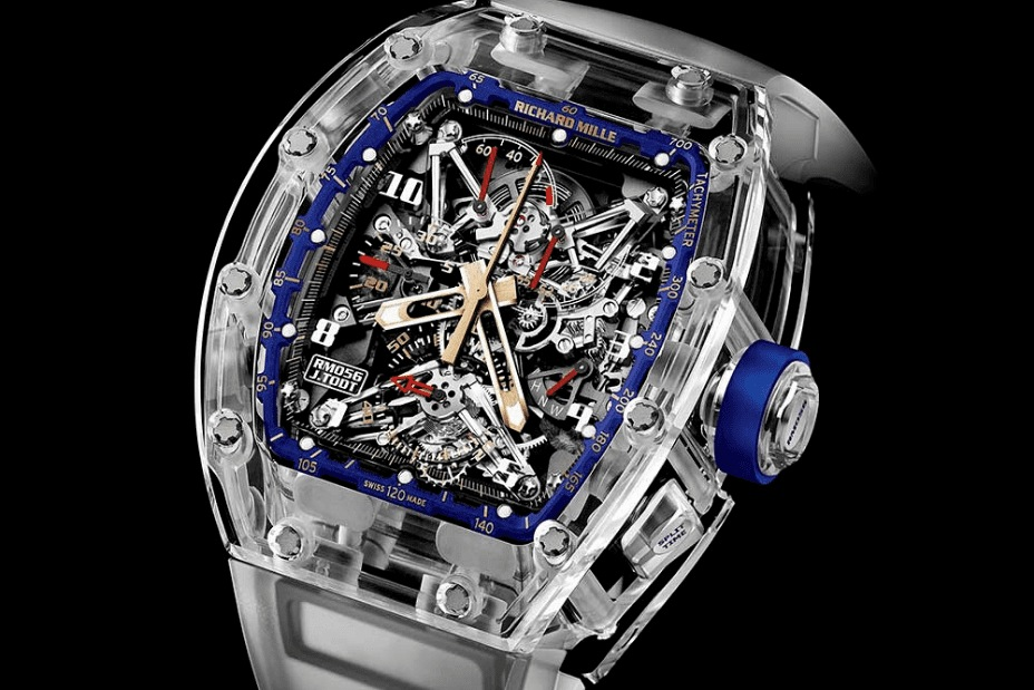 The most expensive Richard Mille owned by Jay Z