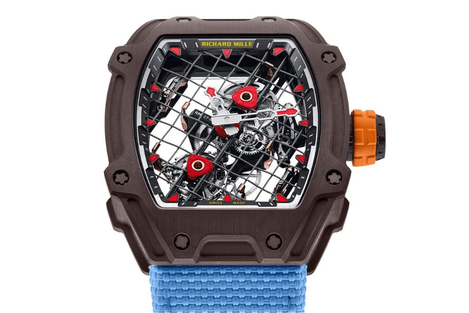 Is Richard Mille the most expensive watch brands?
