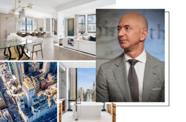 Become Jeff Bezos' neighbor: stunning homes for sale next door in New York and LA