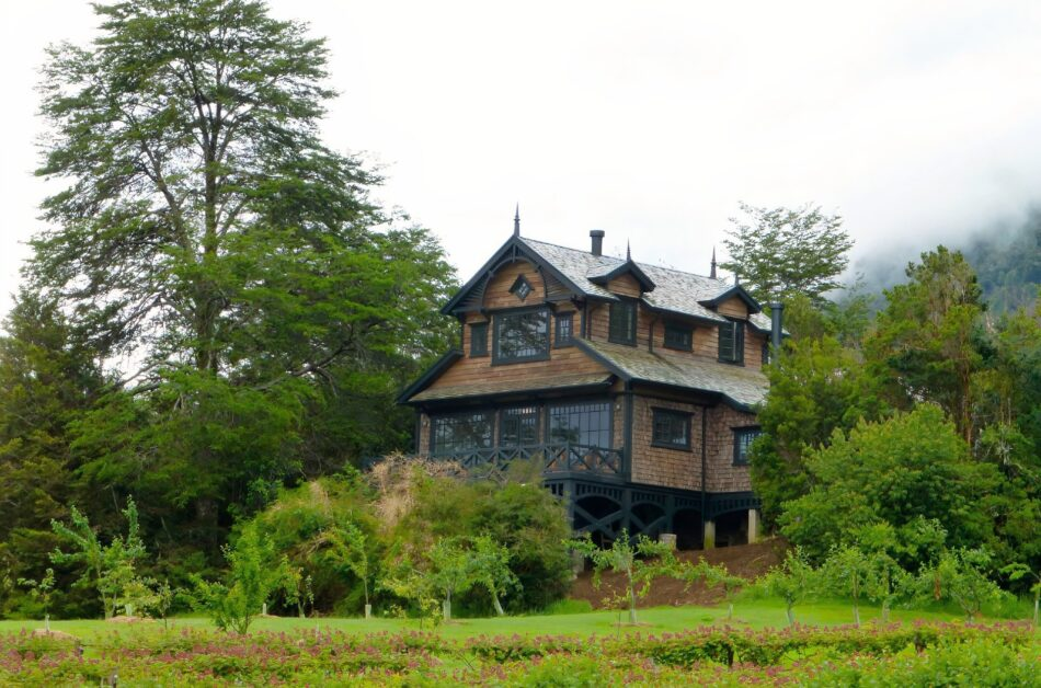 "Fundo Las Rosas: Gem of Patagonia Built by ""Eco Baron"" Douglas Tompkins Founder of The North Face"