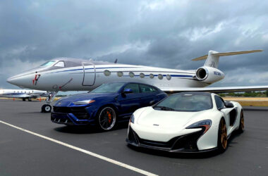 Fly safely: How much is a private jet, from heavy to midsize and light aircraft