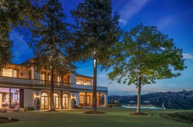 Sylvester Stallone lists his Rocky-themed Beverly Hills estate for a reduced $85m