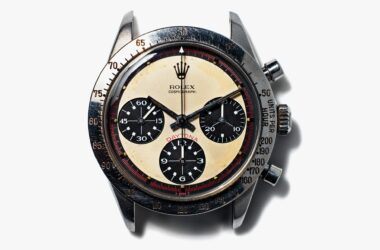 Ultra-rare Rolex Daytona Paul Newman hits the market
