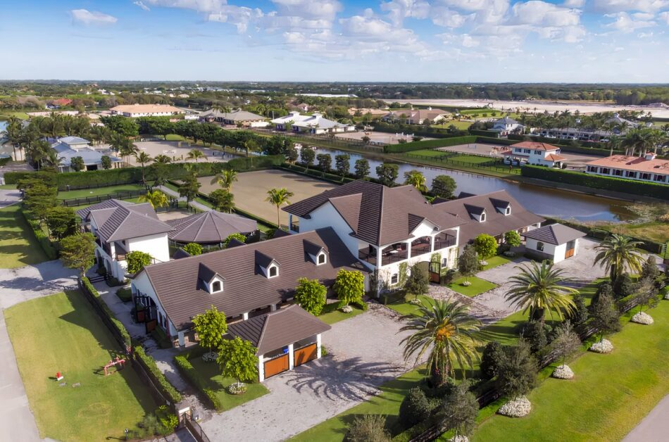 Horse Havens   Top 5 Homes In Equestrian Heartlands Around The World