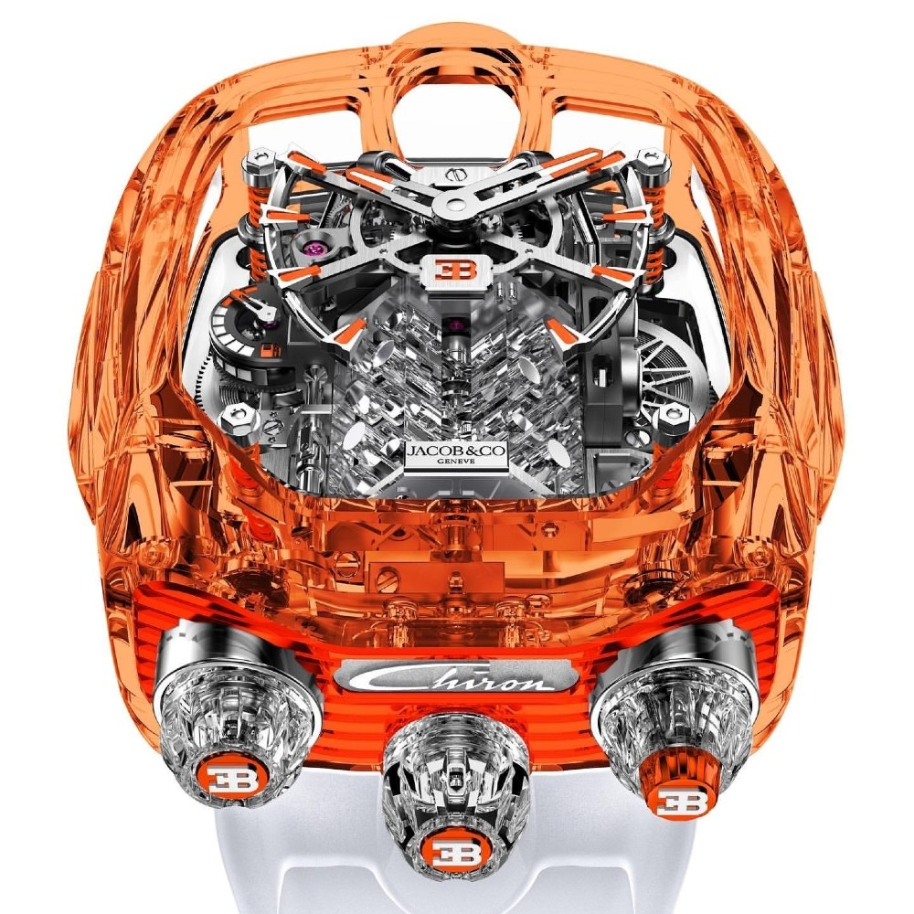 How to differentiate real Jacob and Co Bugatti Watch from replicas?