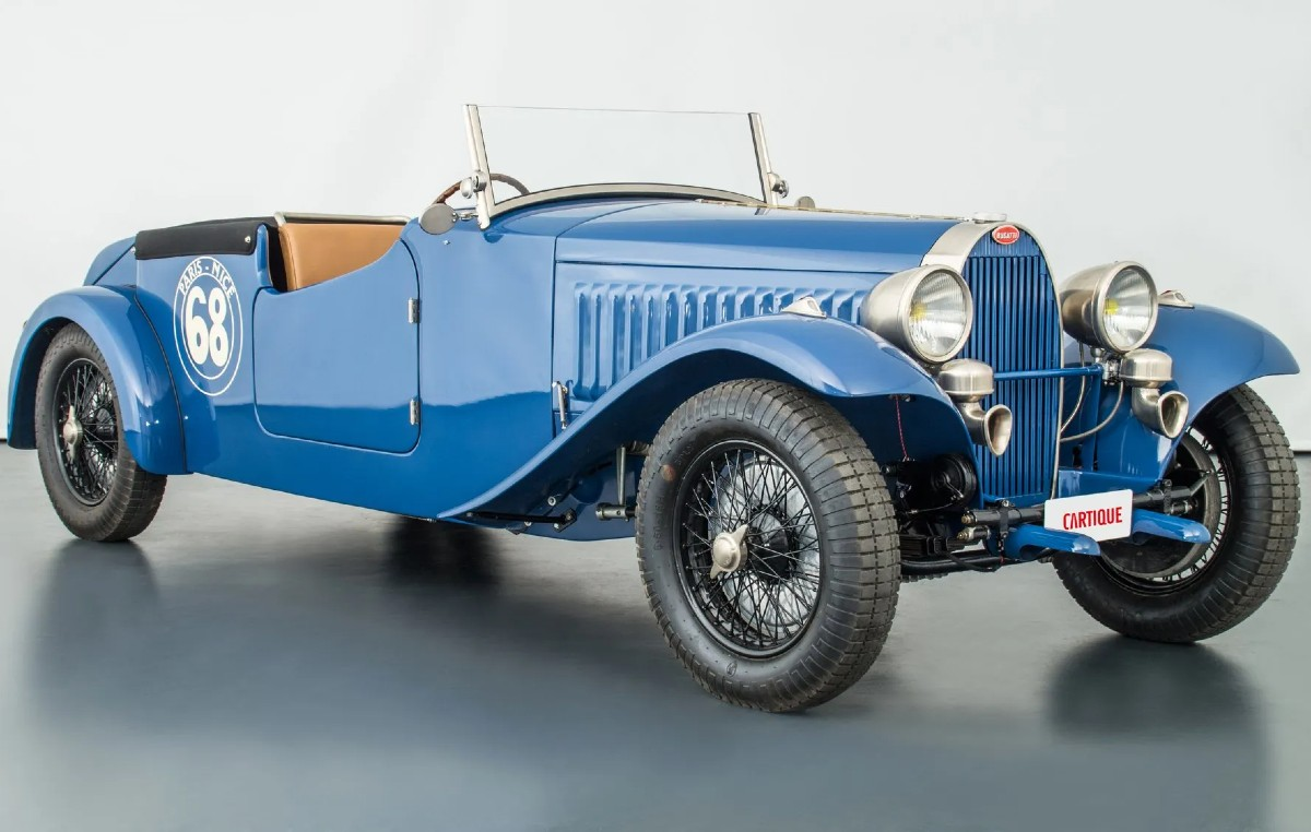What is the world's most expensive Bugatti in 2021? From Type 57 to new Divo and Centodieci