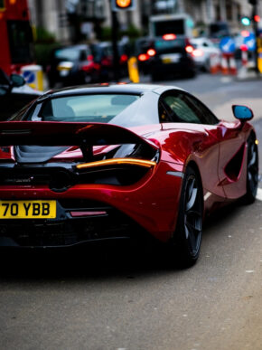 The 10 Most Expensive McLaren