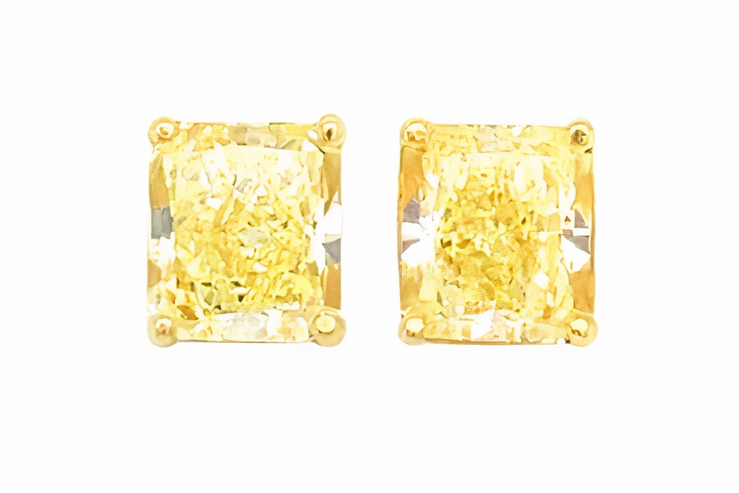 What is a yellow diamond and what does it look like? From De Beers and Tiffany to lab created gems,