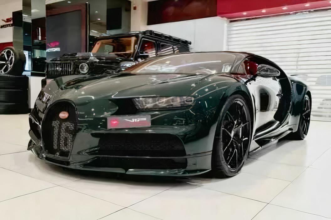 The rarest and most expensive Bugatti cars: La Voiture Noire or Bugatti Royale?