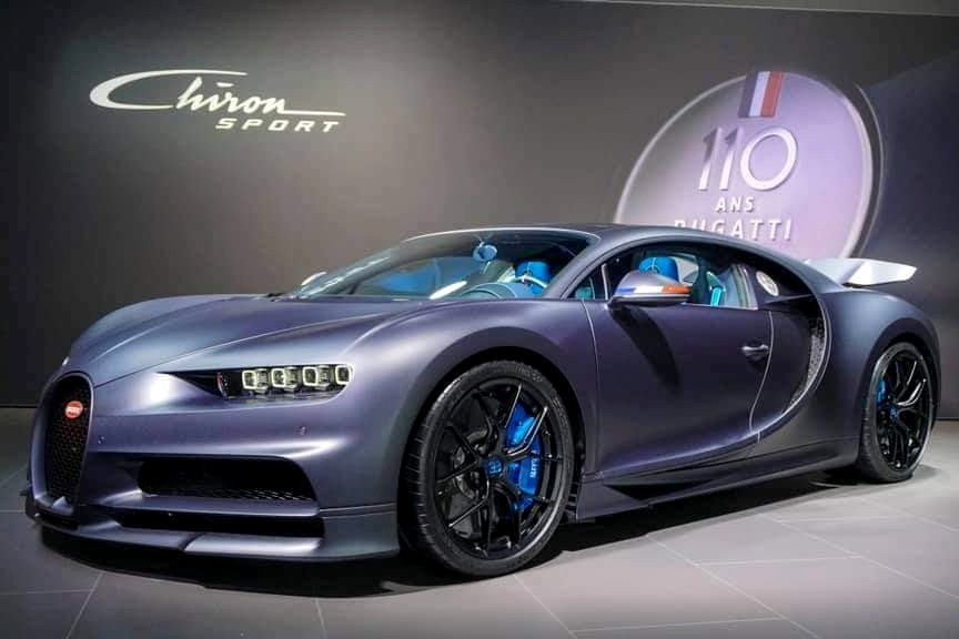 How much does the most expensive Bugatti cost? Our top 10 price list