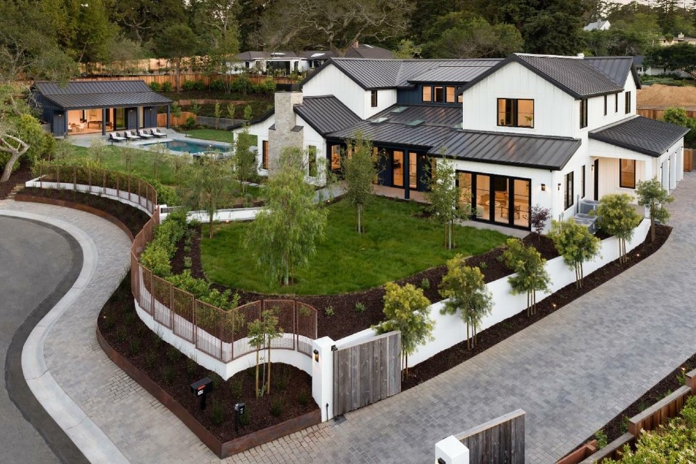 The most expensive home for sale in San Francisco: 30 Marialinda Ct, Hillsborough, CA 94010