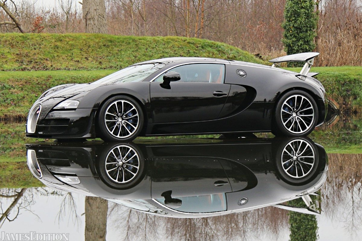 The most expensive Bugatti cars with pictures