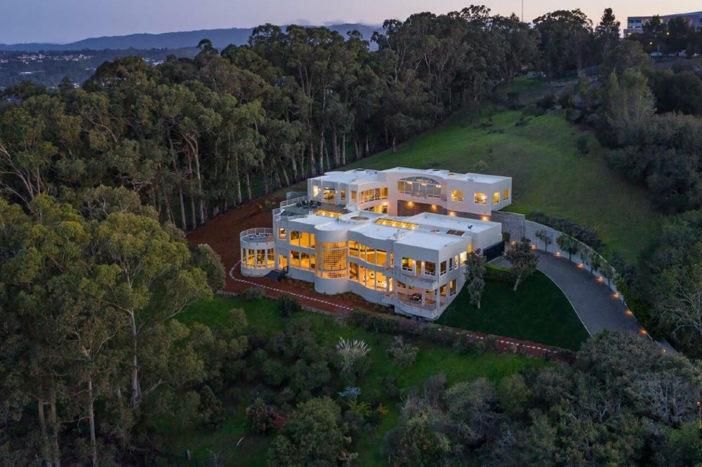 What is the most expensive house for sale in San Francisco? 5 Bedrooms Single Family Detached at 25 Brandon Ct, Hillsborough, CA 94010