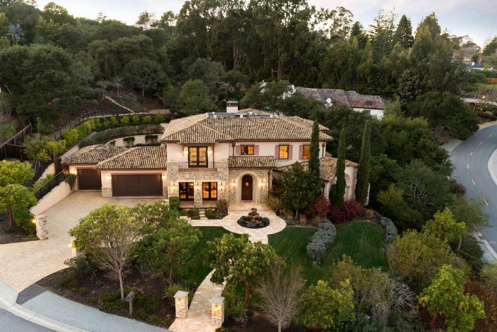 Biggest mansion for sale in San Francisco: 28 Mountain Wood Lane, HILLSBOROUGH, CA 94010