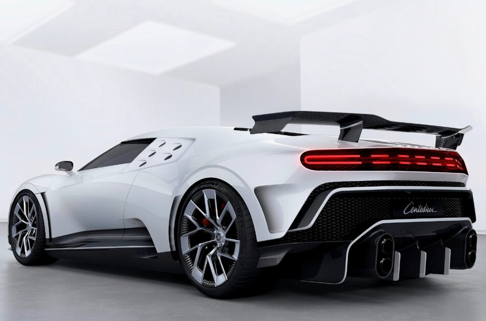 Veyron Sang Noir or Centodieci? The 10 most expensive Bugatti cars for sale right now