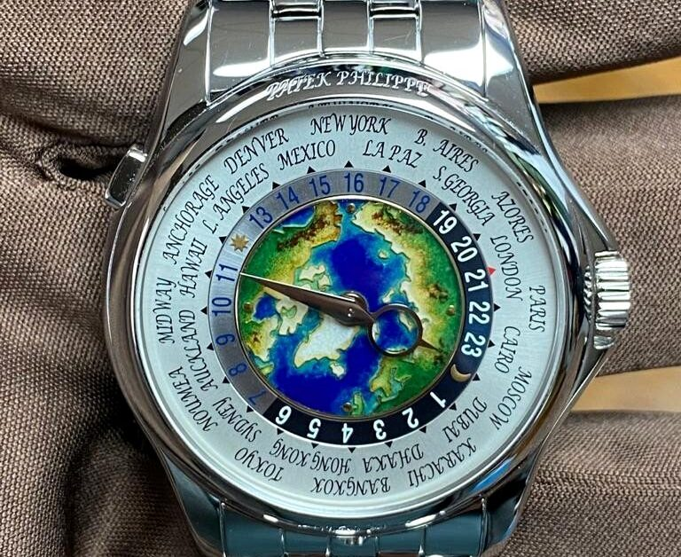 Top 10 most expensive Patek Philippe watches ever sold at auctions