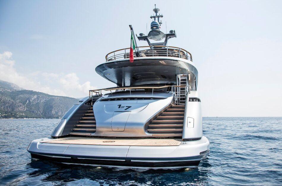 porsche design catamaran yacht
