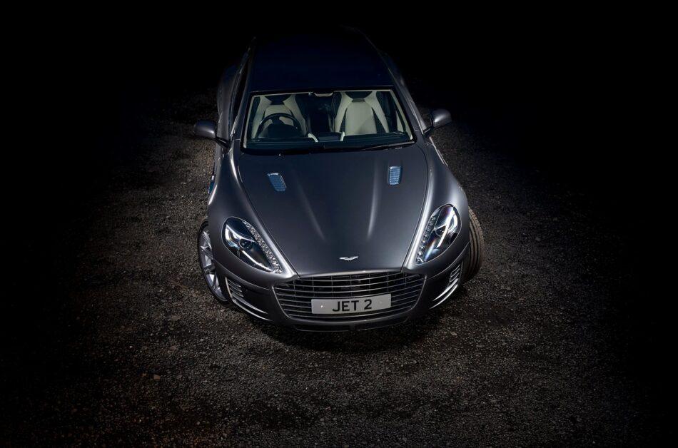Meet the super-rare Aston Martin Shooting Brake recently sold for $3M
