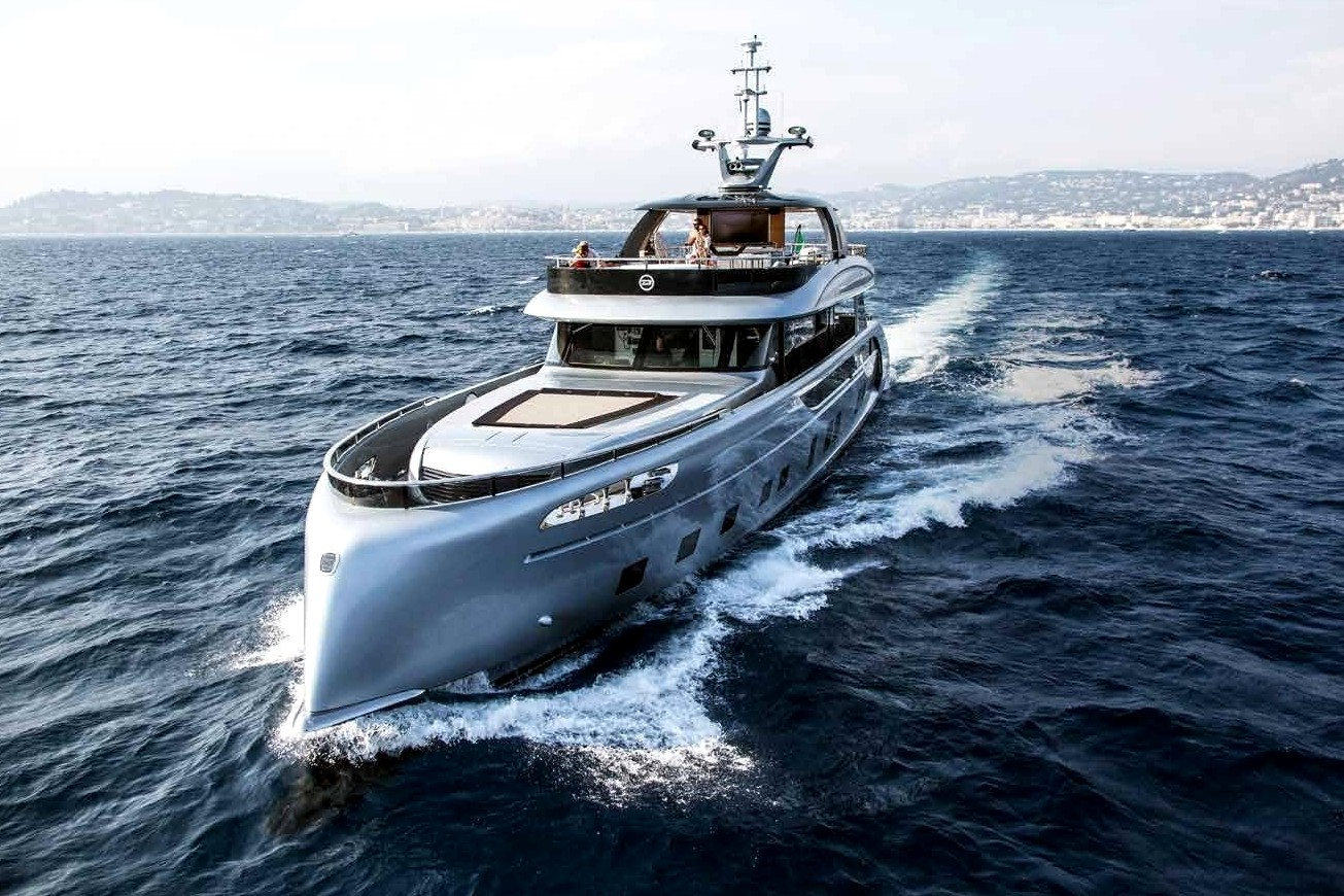 dynamiq gtt 115 yacht for sale