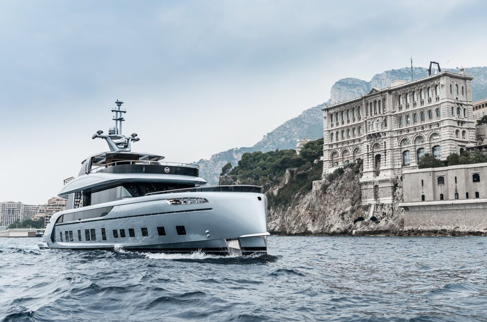 Limited edition superyacht designed by Porsche hits the market in Italy