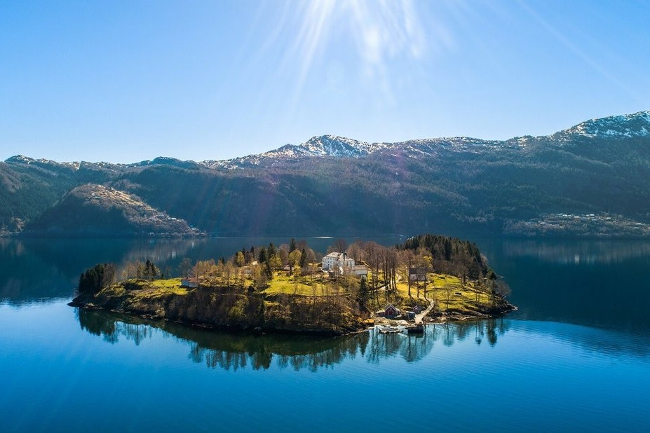 Private island for sale in Norway