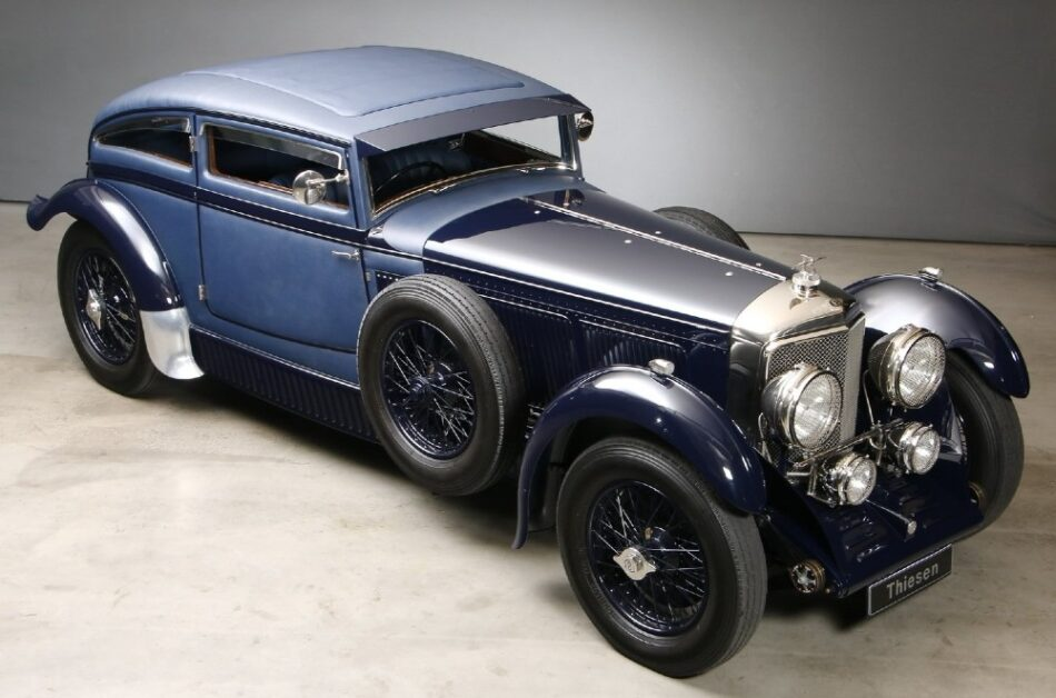 What is the most expensive Bentley car?