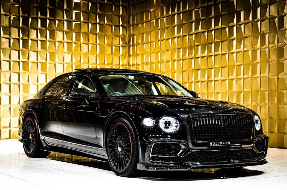 The top 10 most expensive Bentley in the world