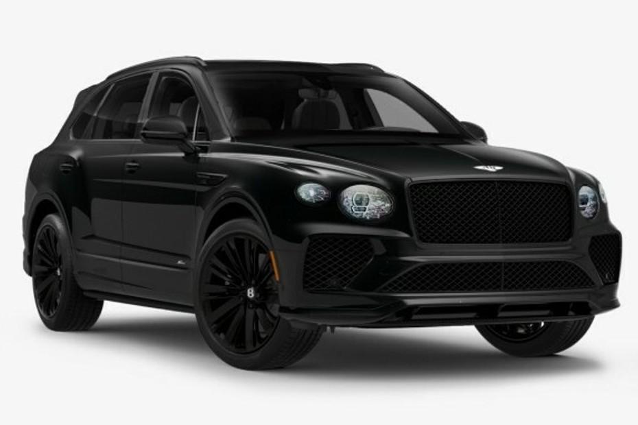 Bentayga, the most expensive Bentley SUV