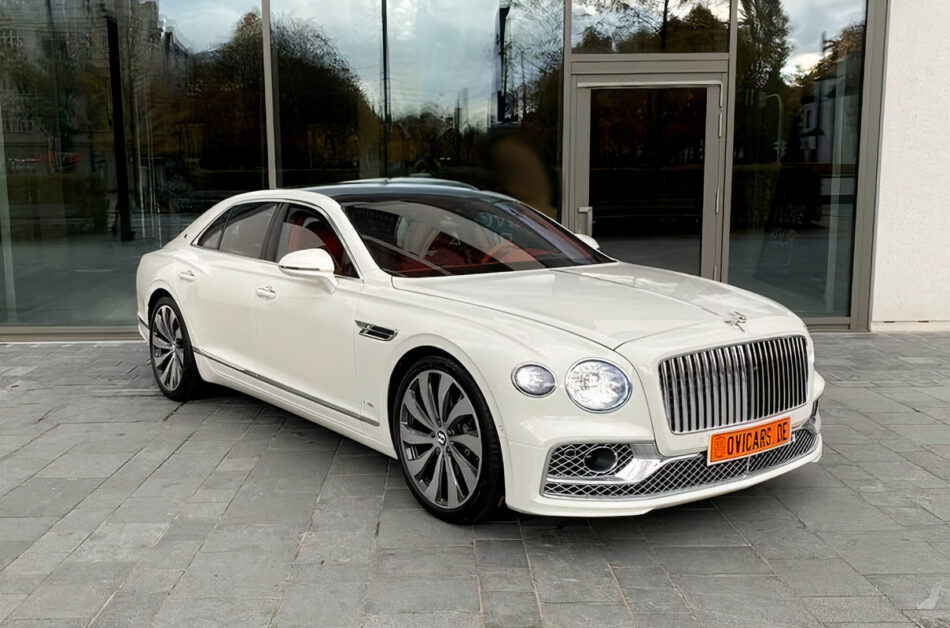 How much does the most expensive Bentley cost?