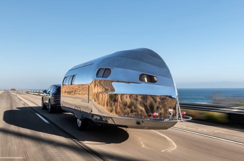 Meet the Bowlus Terra Firma, the ultimate in luxury land travel