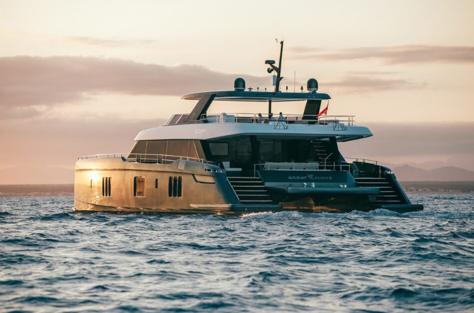 How to get a tour of Rafael Nadal's Sunreef yacht at the Monaco Yacht Show this September