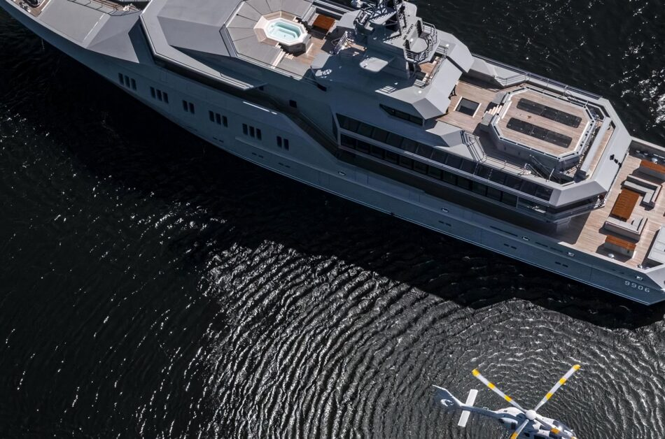 The must-visit yachts at this year's Monaco Yacht Show owned by some of the world's wealthiest businessmen