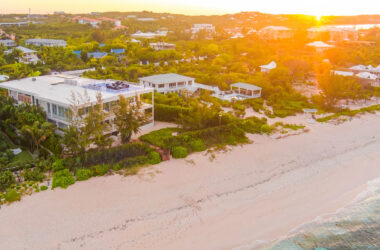 A historic real estate quarter for Turks and Caicos: Surging demand, and 5 unique villas up for sale