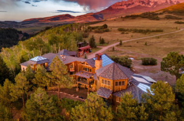 The private estate in Colorado where Prince and Neil Young recorded their hits up for sale