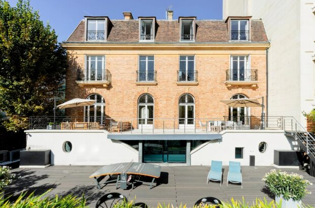 Three Parisian mansions offered to Lionel Messi are listed on JamesEdition